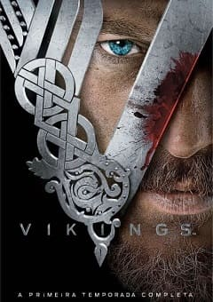 Vikings - 1ª Temporada Completa Séries Torrent Download capa
