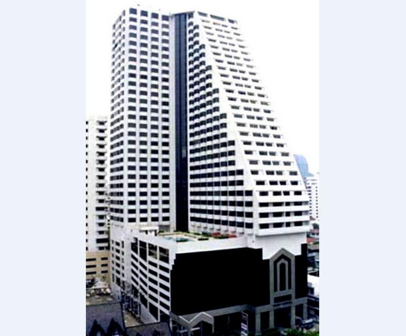 Office Omni Tower @Nana