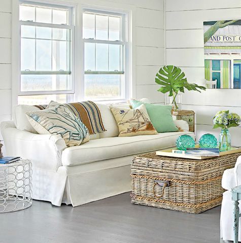 coastal cottage beach decor