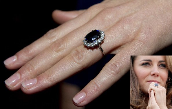 Ultimate Celebrity Engagement Ring Violet Fashion Art