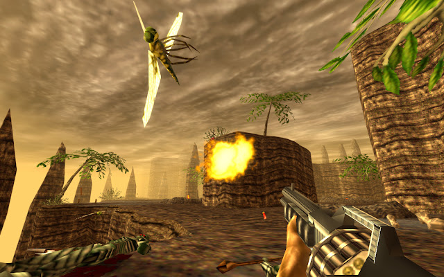 Turok PC Game Free Download