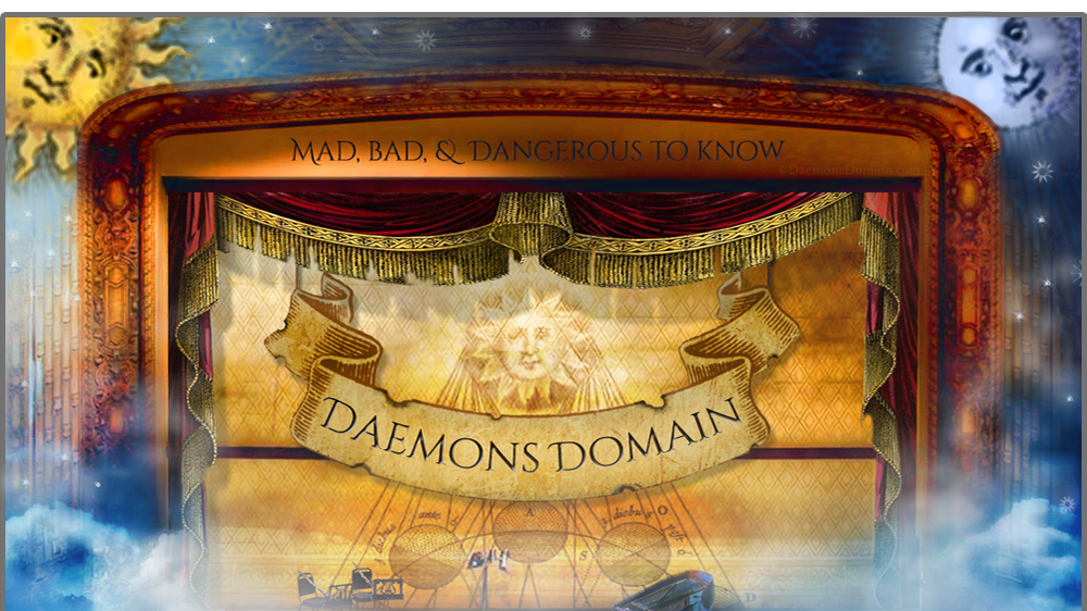Daemons Domain - All Souls Trilogy Online Fanzine + Podcast