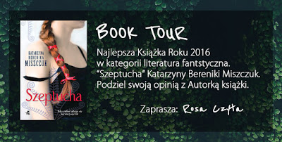 "Book Tour z ""Szeptuchą"""