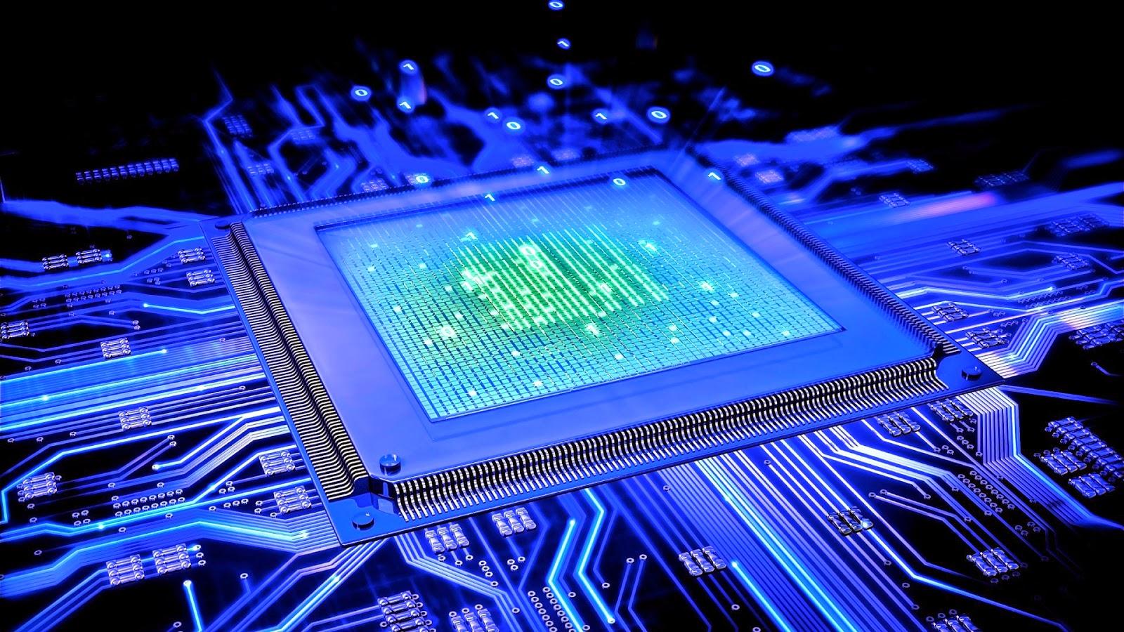 Micro Processor Hd wallpaper