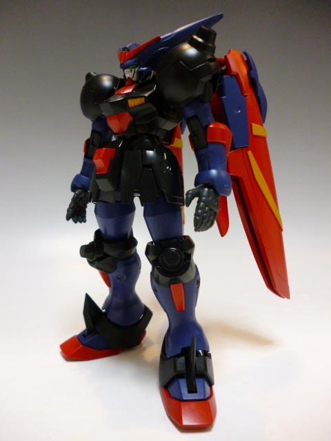 HGFC Master Gundam Fuuunsaiki painted build