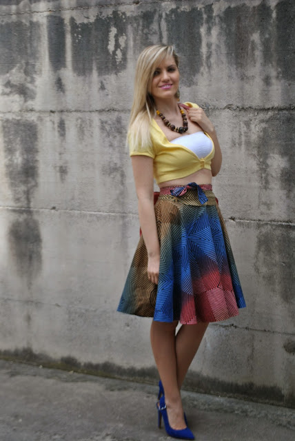 gonna a ruota come fare la gonna a ruota abbinamenti gonna a ruota round circle skirt how to wear round circle skirt  mariafelicia magno fashion blogger colorblock by felym fashion blog italiani fashion blogger italiane outfit gonna a ruota outfit midi skirt abbinamenti gonna a ruota come abbinare la gonna a ruota gonna a ruota e crop top mariafelicia magno fashion blogger colorblock by felym mariafelicia magnooutfit crop top come abbinare il crop top abbinamenti crop top outfit borsa rossa come abbinare la borsa rossa outfit scarpe blu come abbinare le scarpe blu abbinamenti scarpe blu outfit estivi outfit estivi donna outfit estate 2015 outfit maggio 2015 how to wear round circle midi skirt midi skirt outfit blue heels outfit red bag outfit how to wear blue heels how to wear red bag summer outfit fashion blog italiani fashion blogger italiane blog di moda blogger italiane di moda fashion bloggers italy bloggers girls blonde hair blondie blonde girls