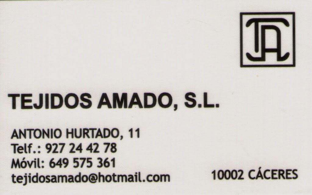 TEJIDOS AMADO
