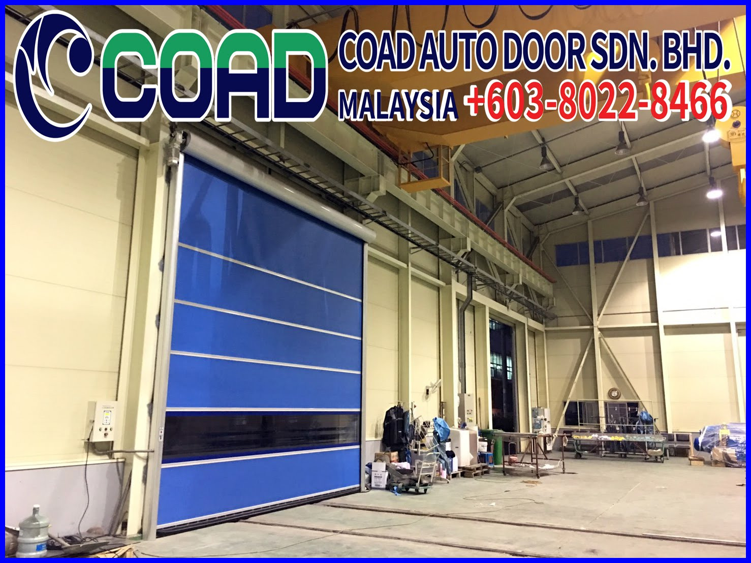 COAD SHUTTER DOORS  sc 1 st  High Speed Door COAD Auto Door Malaysia Steel Roller Shutter Doors ... & High Speed Door COAD Auto Door Malaysia Steel Roller Shutter Doors ...