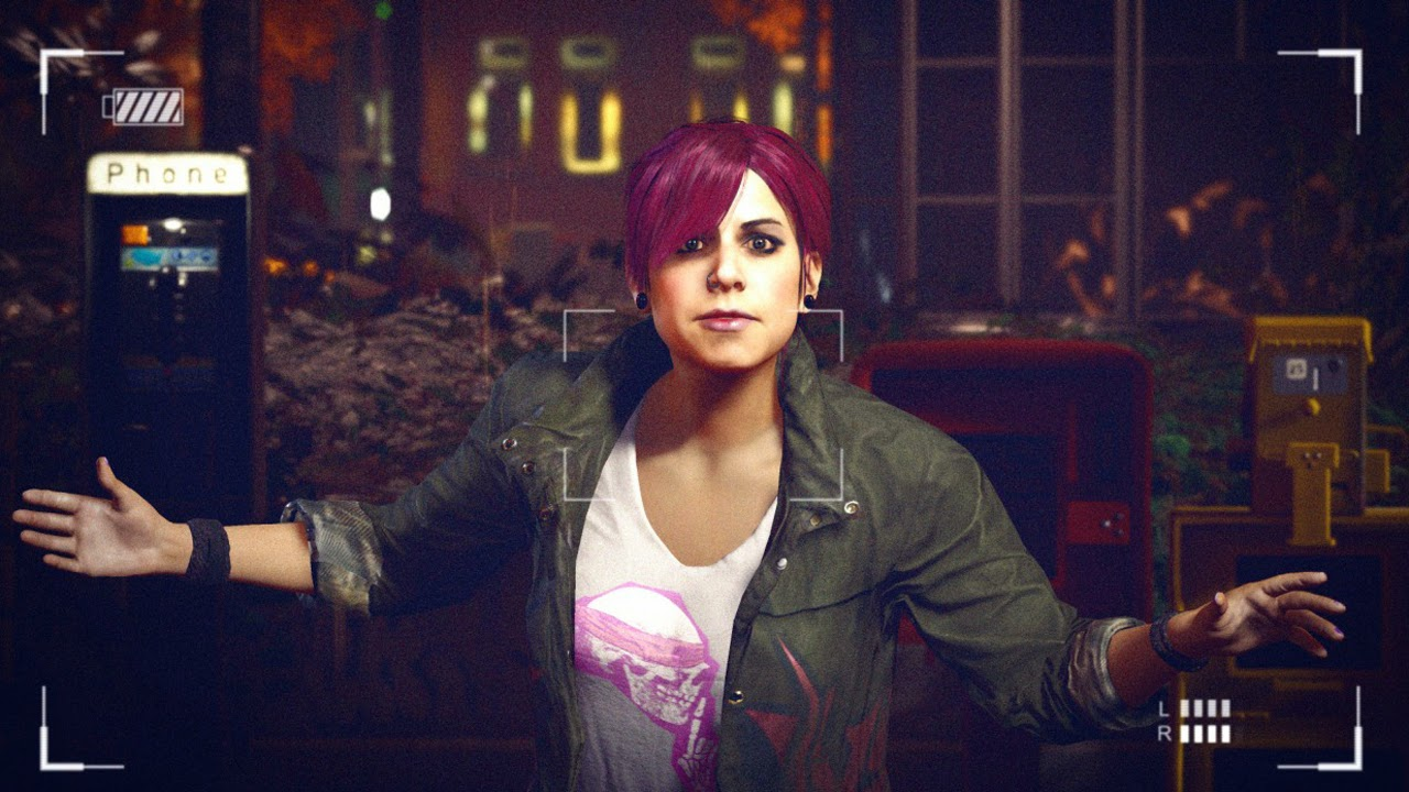 inFamous DLC Review