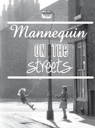Mannequin on the streets