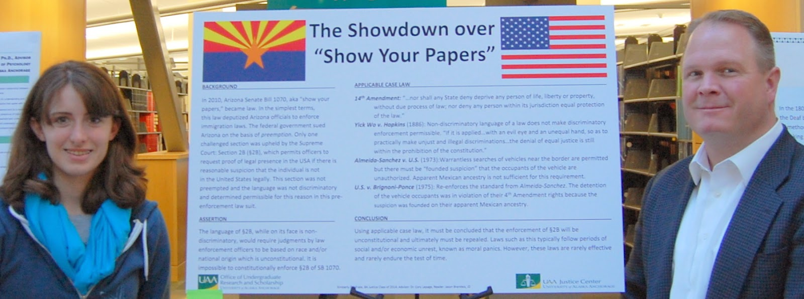 arizona sb 1070 research paper Arizona sb 1070 research paper - papers and essays at most affordable prices let professionals deliver their work: get the necessary report here and wait for the.
