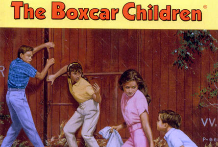 The Boxcar Children : Special #4 : The Mystery at the Ballpark