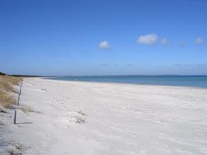 Strand der Schaabe auf der Insel Rügen