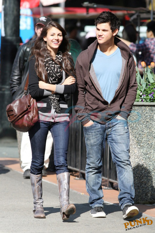 Taylor Laurant and Victoria Justice Pictures