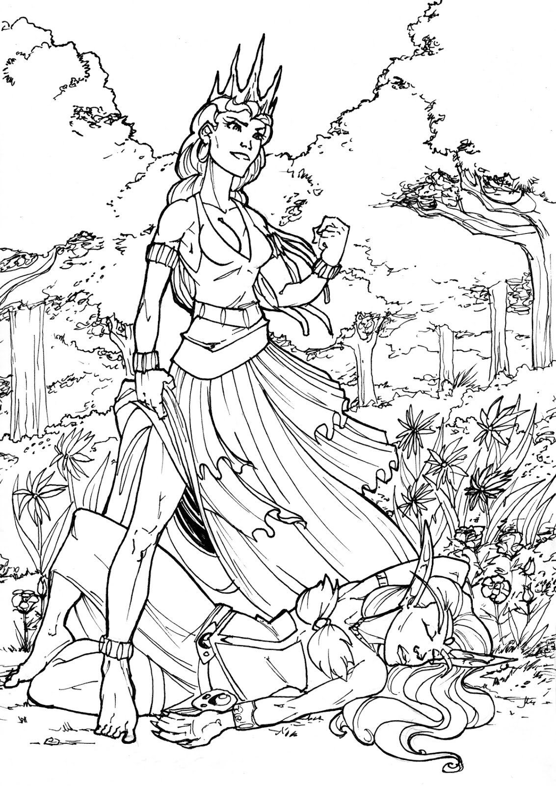 wow coloring pages - photo#15