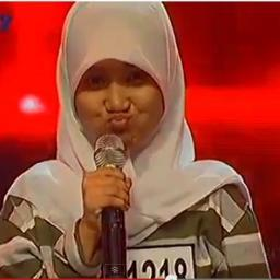 Fatin X Factor Indonesia