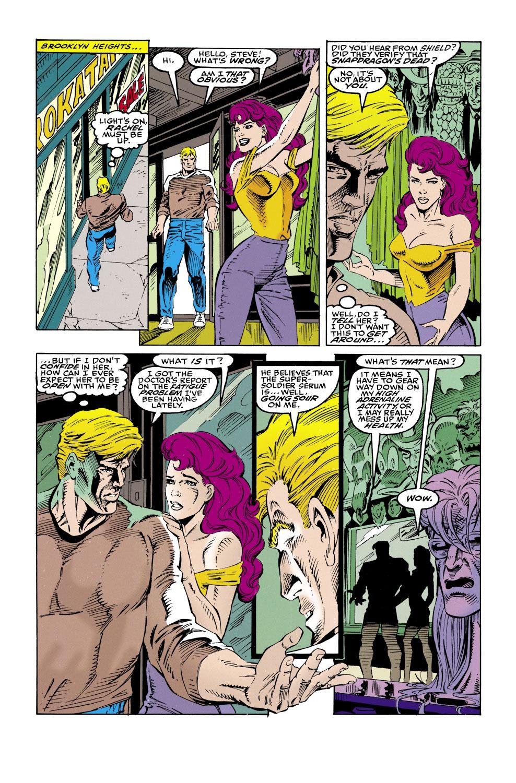 Captain America (1968) Issue #425 #375 - English 11