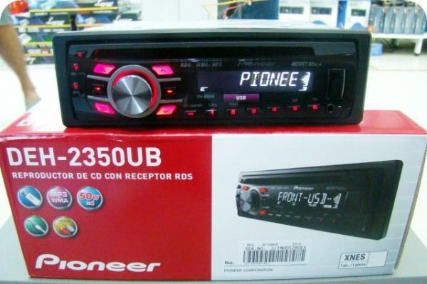 Pionner+2350UB emperor auto essentials pioneer deh 2350 ub pioneer deh 2300 wiring diagram at alyssarenee.co