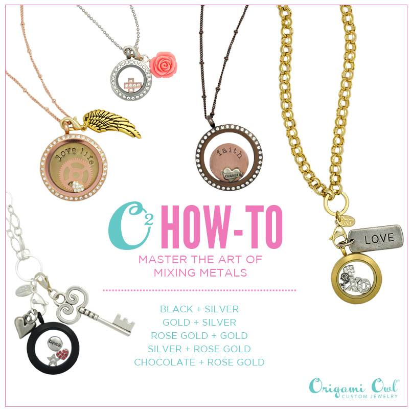 What is origami owl custom jewelry