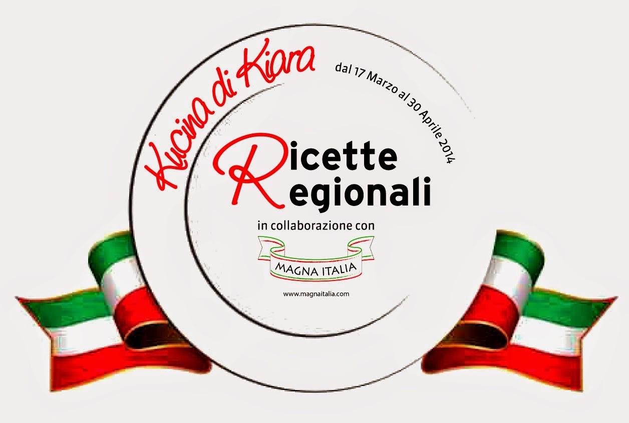 Contest ricette regionali con Kucina di kiara