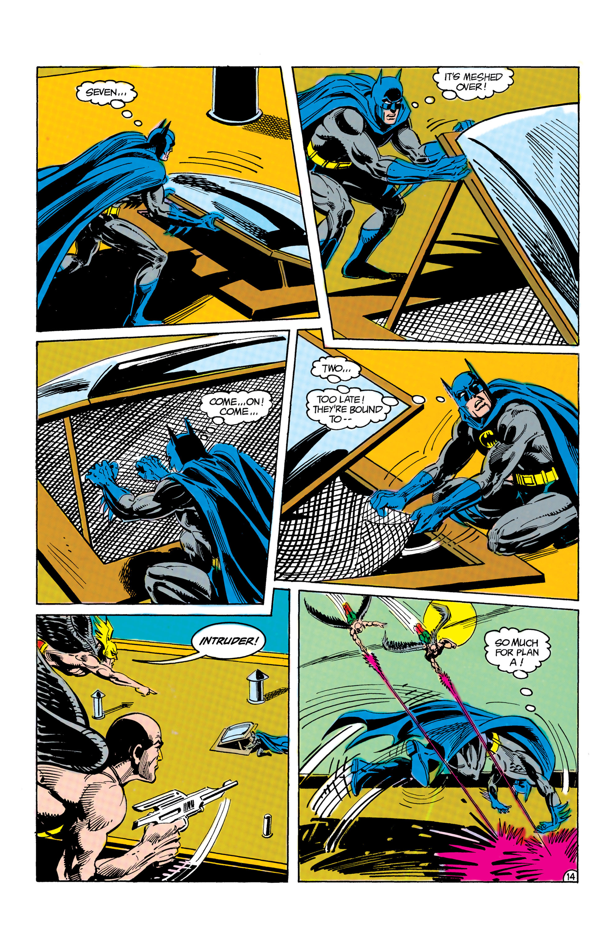 Detective Comics (1937) Issue #595 Page 31