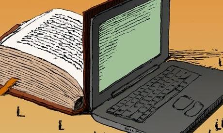هل تأثر الكتاب بوجود الانترنت