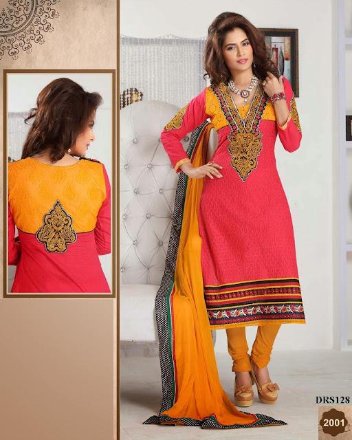 Camric Embroidered Salwar Kameez – Wholesale Suppiler