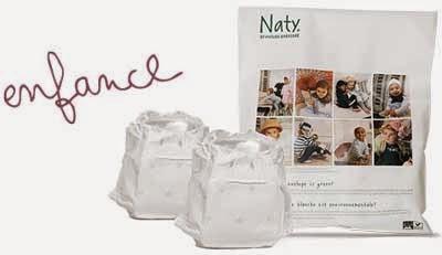 pannolino ecologico Naty