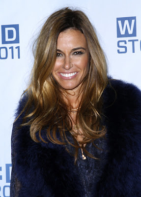 Kelly Bensimon Long Wavy Cut Hairstyle Photo