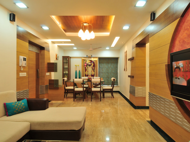 Living Room Interior Design In Bangladesh