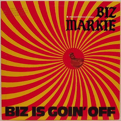 Biz Markie – Biz Is Goin' Off (VLS) (1988) (320 kbps)