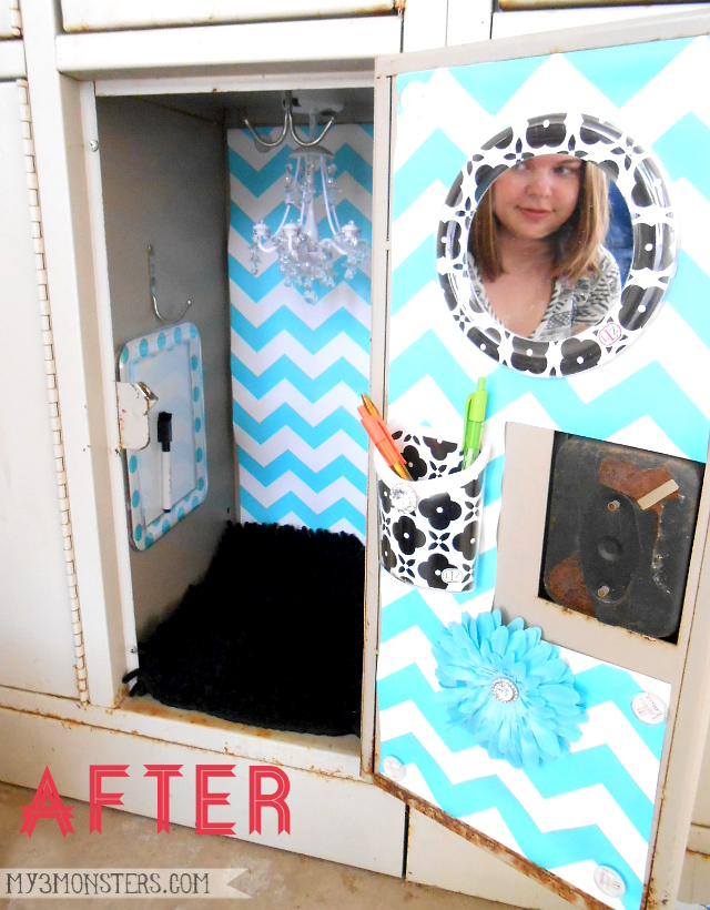 Design Your Dream Locker with LockerLookz at my3monsters.com