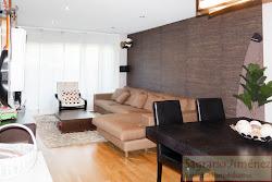Piso de dos dormitorios en Perillo, jardín, terraza, garaje. 175.000€