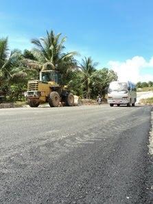 Pengaspalan Jalan Sungai Bengawan Tarakan Ditarget Tuntas Akhir Juni