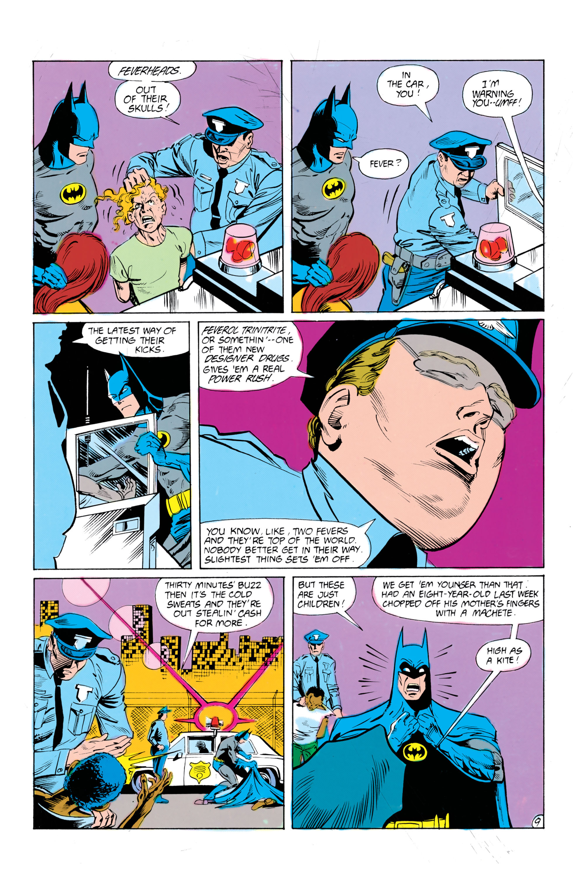 Detective Comics (1937) Issue #583 Page 10