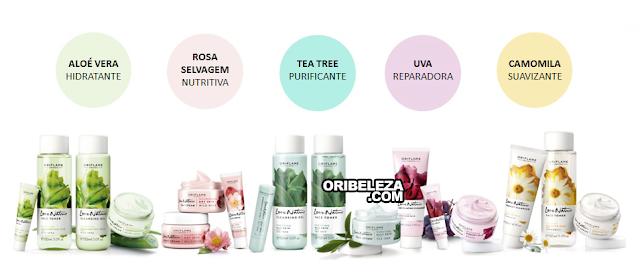 Produtos para cada necessidade da pele