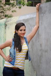 Preethi Rana Pictures at Gaali Patam 009