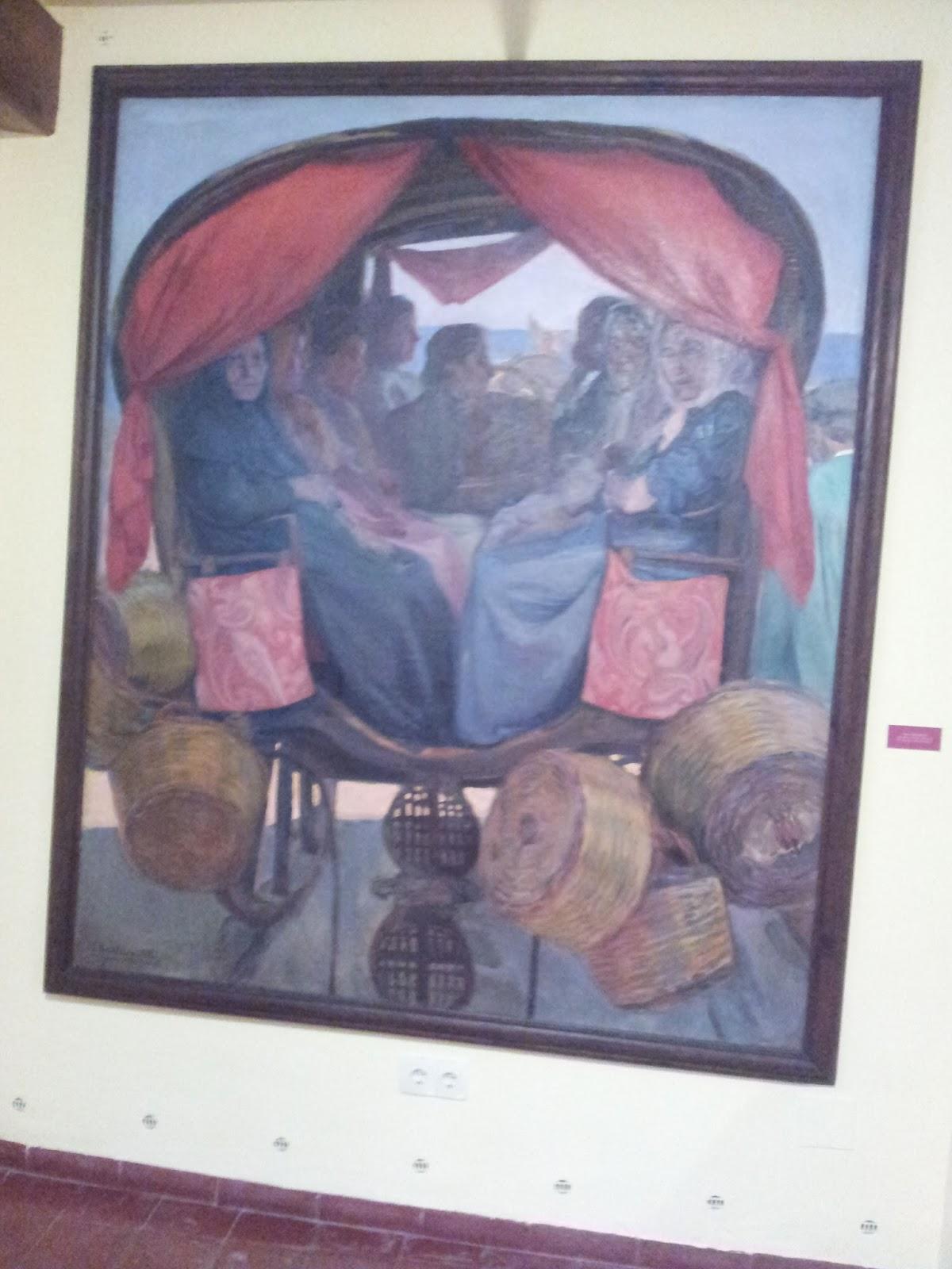 Horizons casa museo benlliure otro gran pintor valenciano - Pintor valenciano ...