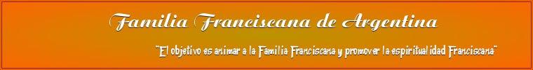 Familia  Franciscana de Argentina