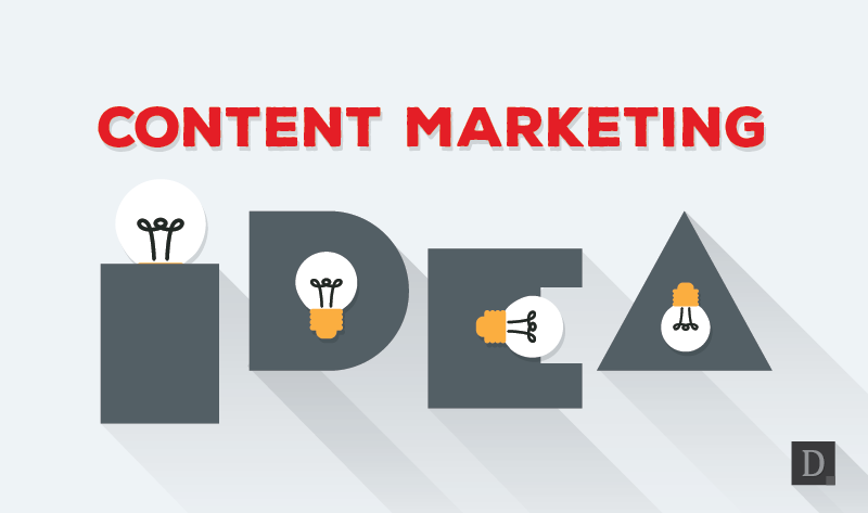12 Excellent #ContentMarketing Ideas That Don't Require a Blog - #infographic
