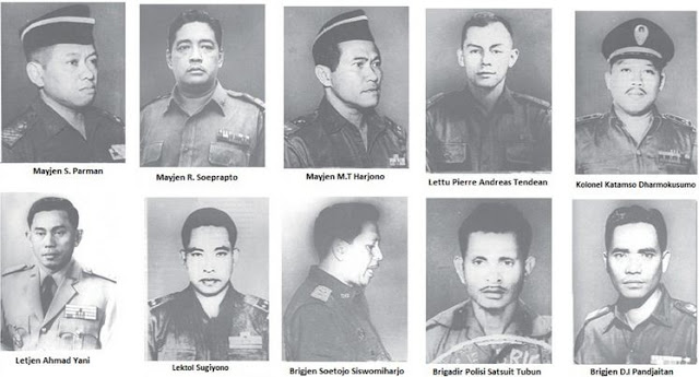 G 30 S PKI Versi Soekarno: Kronologi Peristiwa G 30 S/PKI Lengkap