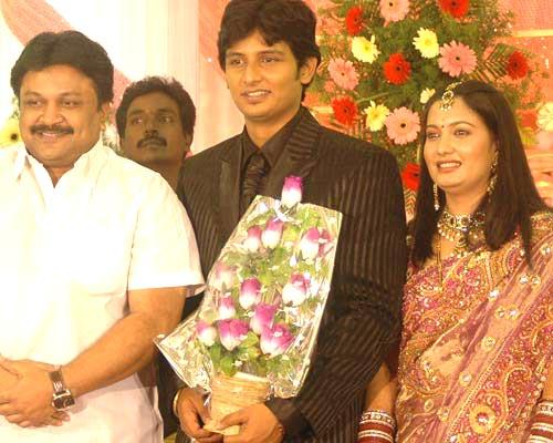 Jeeva actor wedding
