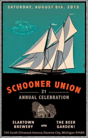 Schooner Union Party 2015