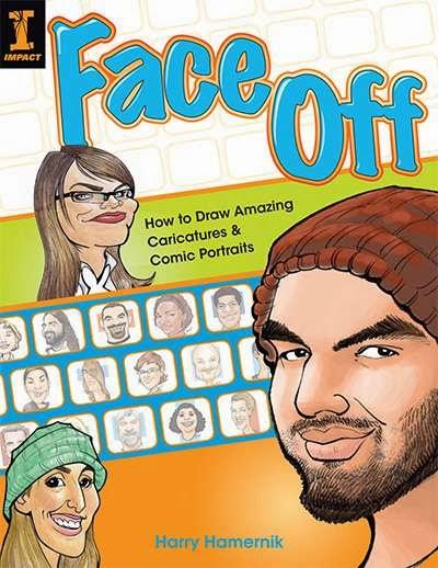 Buku Belajar Menggambar Karikatur dan Komik