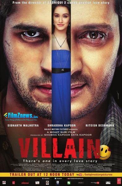 Ek Villain (2014) Movie Songs Lyrics & Videos