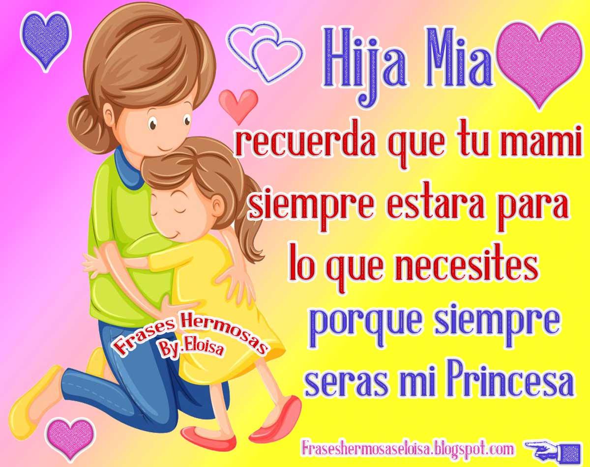 hija mia