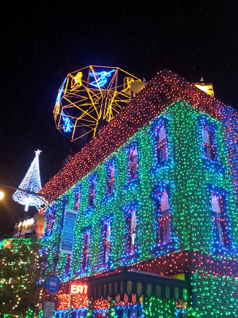 Hotel Savings on Disney Springs Hotel through Dec. 31, 2015. Hollywood Studios at Christmas