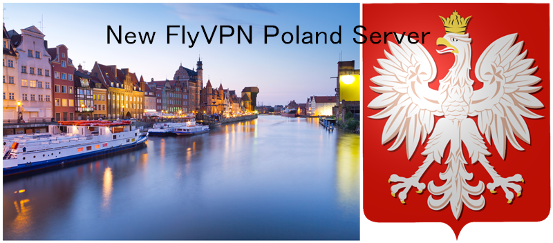 New-FlyVPN-Poland-Server