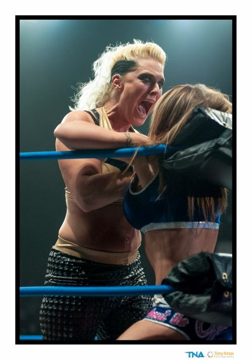 Alpha Female - Velvet Sky - TNA - Impact Wrestling