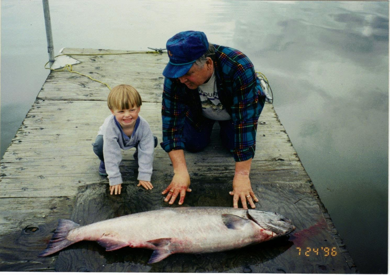 Beaver creek cabins guide service take a kid fishing for Take a kid fishing